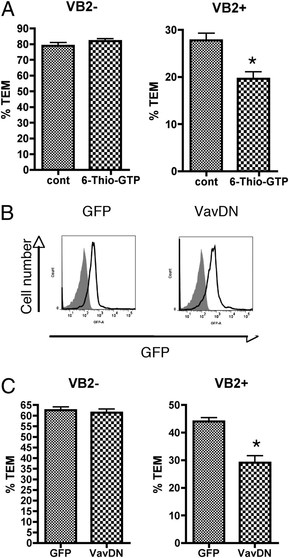 TCR-Driven Transendothelial Migration of Human Effector Memory CD4 T
