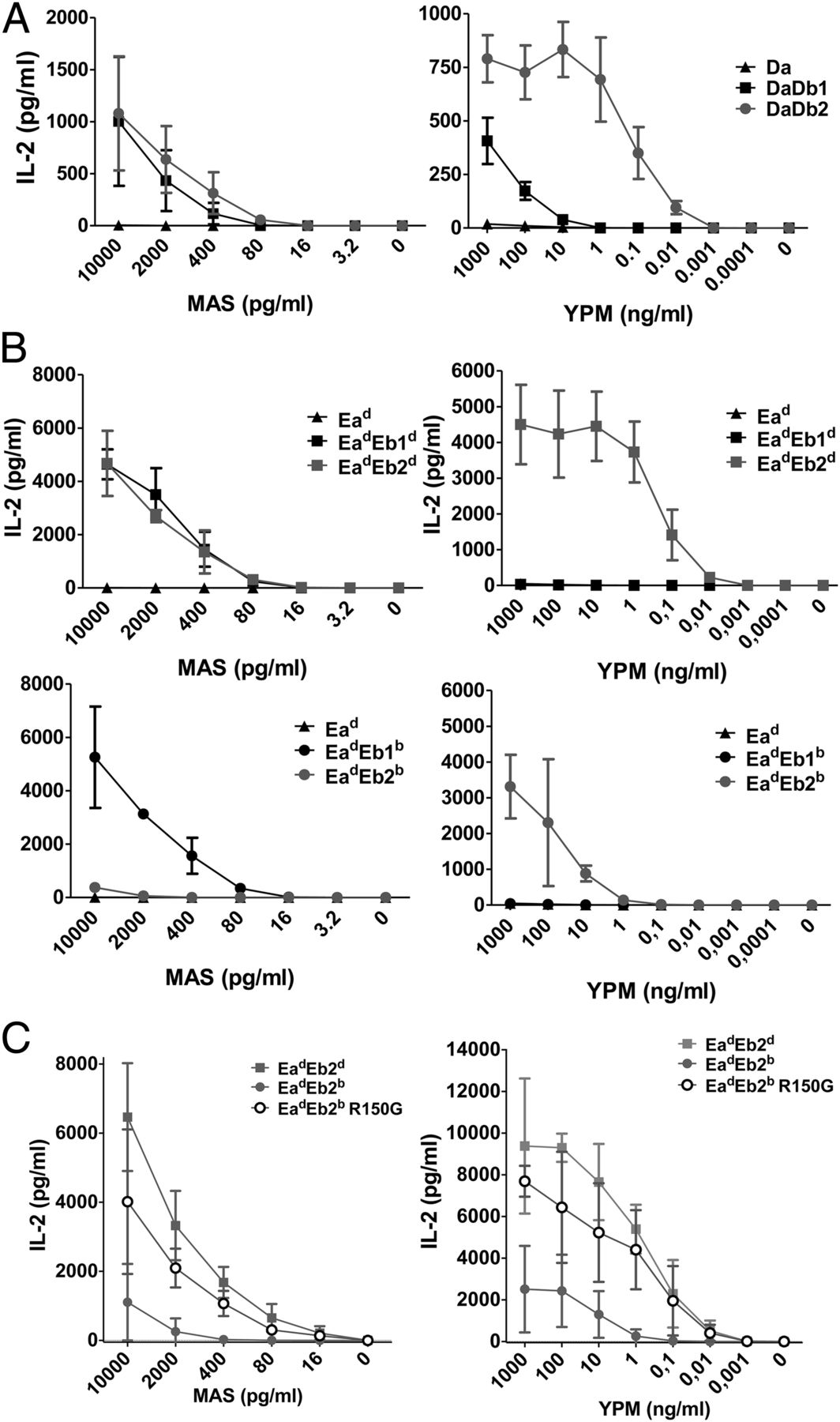 The Forgotten: Identification and Functional Characterization of MHC