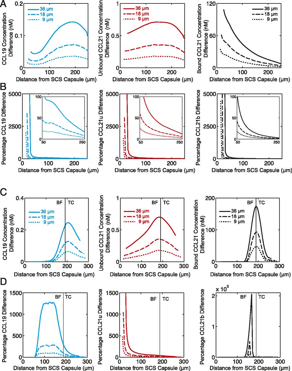 A Novel Computational Model Predicts Key Regulators of Chemokine