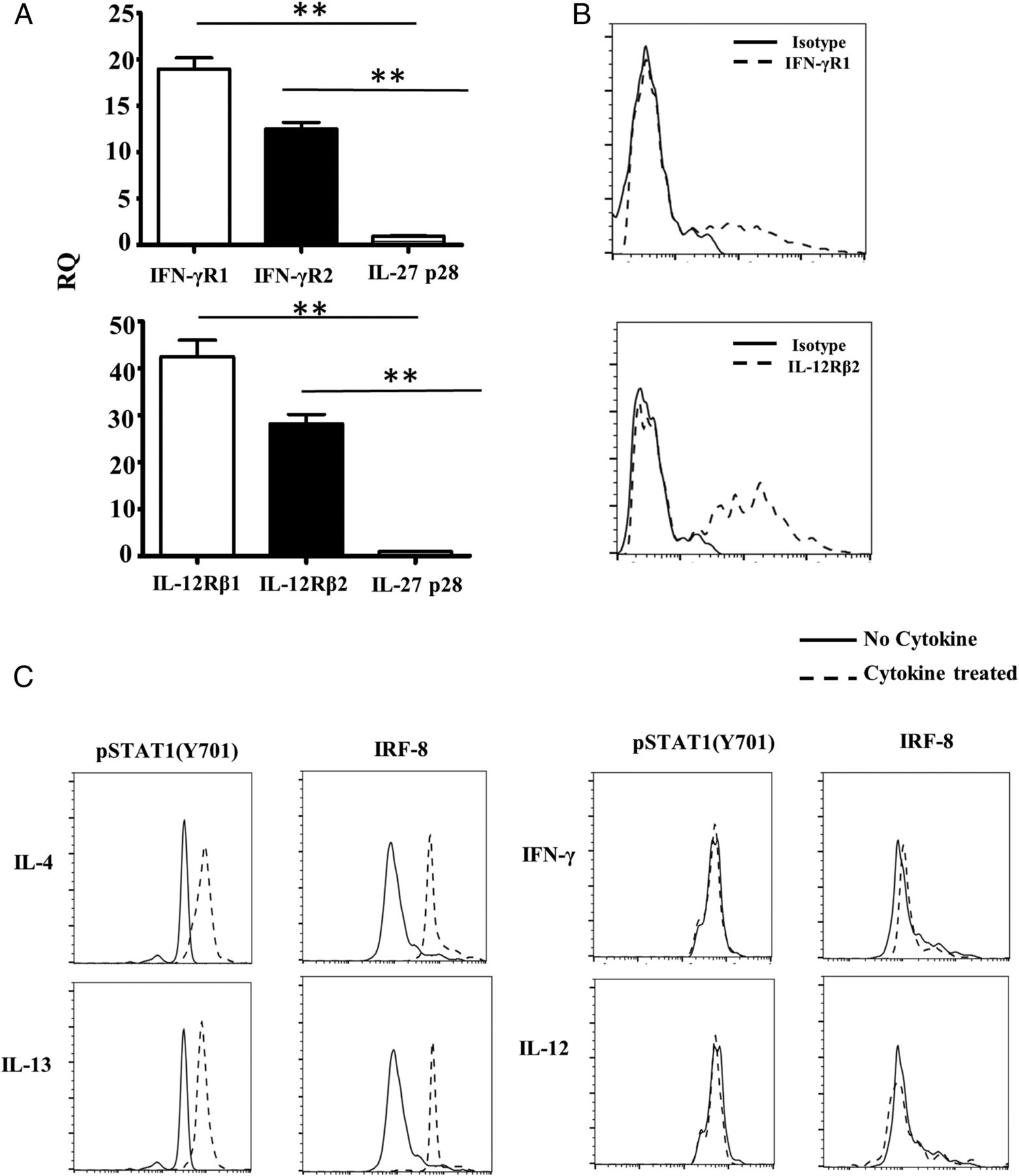 IL-4 and IL-13 Guide Early Thymic Progenitors To Mature