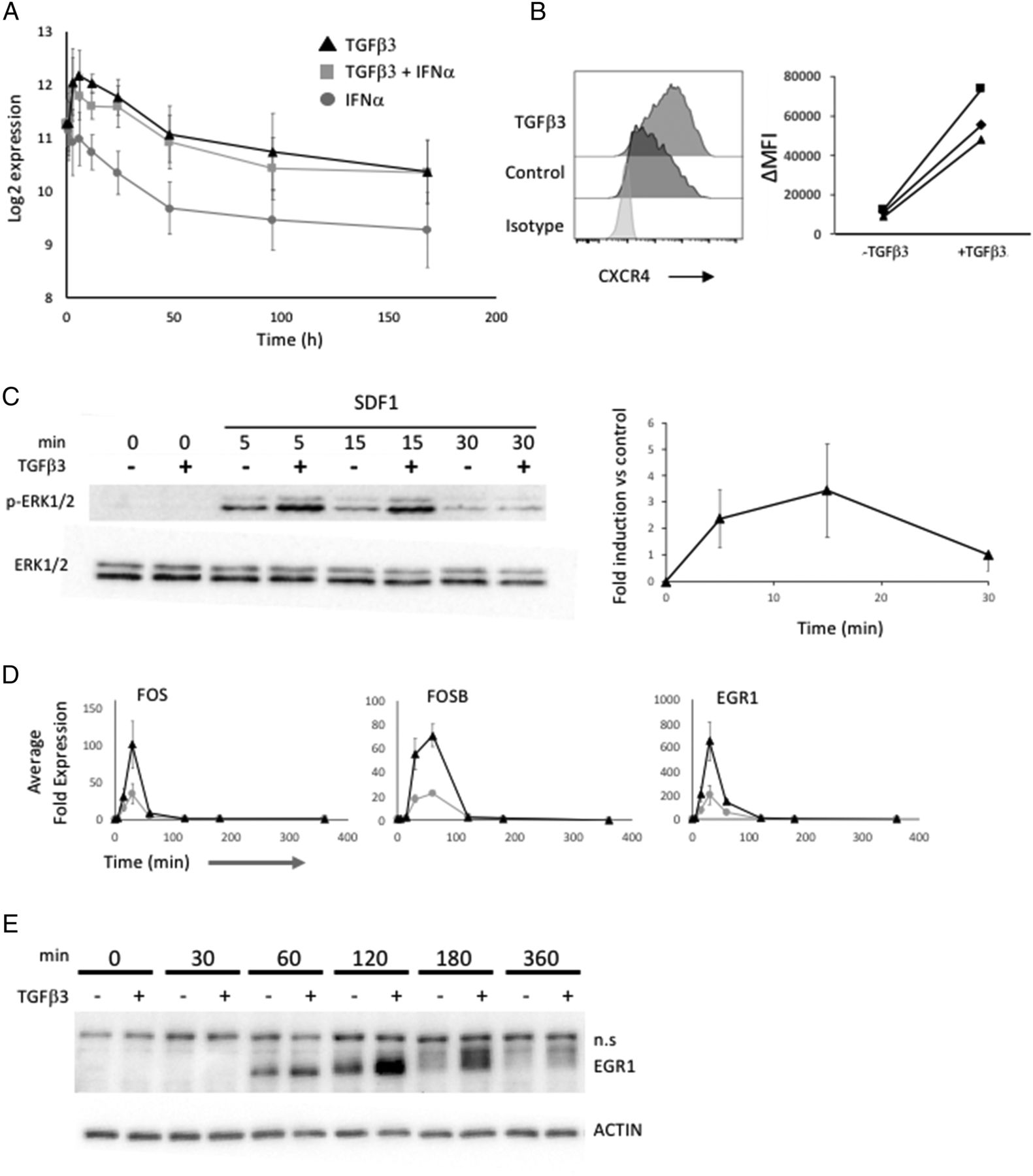 Growth Factor–like Gene Regulation Is Separable from Survival and
