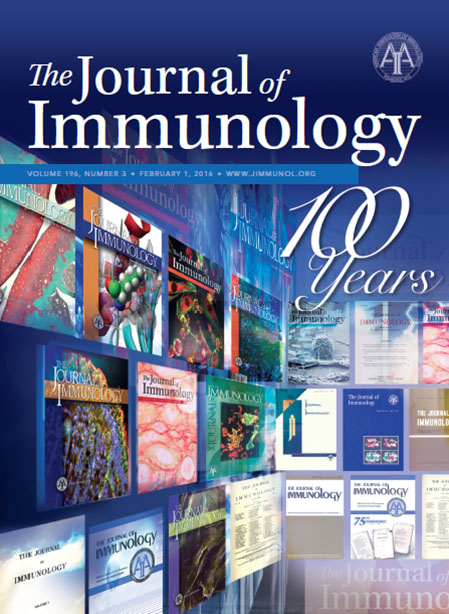 The Journal of Immunology ImmunoCasts