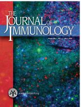 The Journal of Immunology: 181 (1)