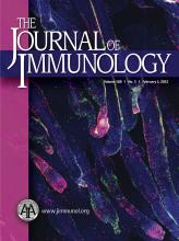 The Journal of Immunology: 188 (3)