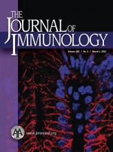 The Journal of Immunology: 188 (5)