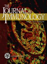 The Journal of Immunology: 189 (11)