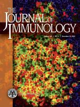 The Journal of Immunology: 189 (12)