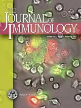 The Journal of Immunology: 189 (4)
