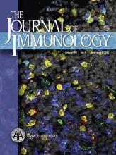 The Journal of Immunology: 189 (5)