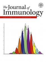 The Journal of Immunology: 196 (10)