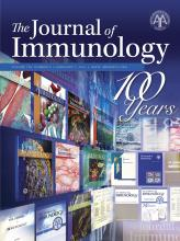 The Journal of Immunology: 196 (3)