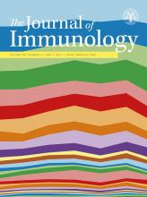 The Journal of Immunology: 198 (9)