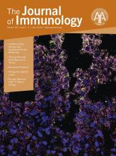 The Journal of Immunology: 203 (1)