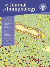 The Journal of Immunology: 203 (5)