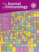 The Journal of Immunology: 203 (6)