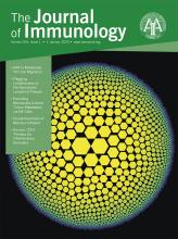 The Journal of Immunology: 204 (1)
