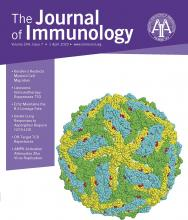 The Journal of Immunology: 204 (7)